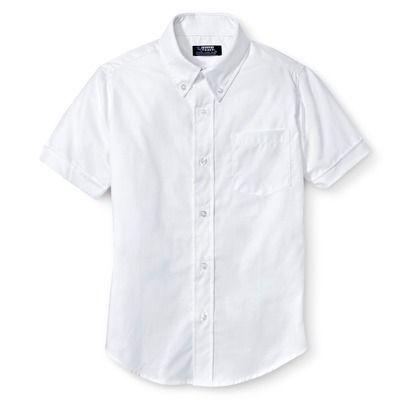 d412ccaca9d French Toast® Boys School Uniform Short-Sleeve Oxford Shirt Target  10.99