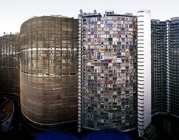 One of the most famous of the contemporary art photographers is Andreas Gursky. Gursky was born in Leipzig, Germany in 1955. He makes large-scale colour photographs distinctive for their incisive and critical look at the effect of capitalism and globalisation on contemporary life.