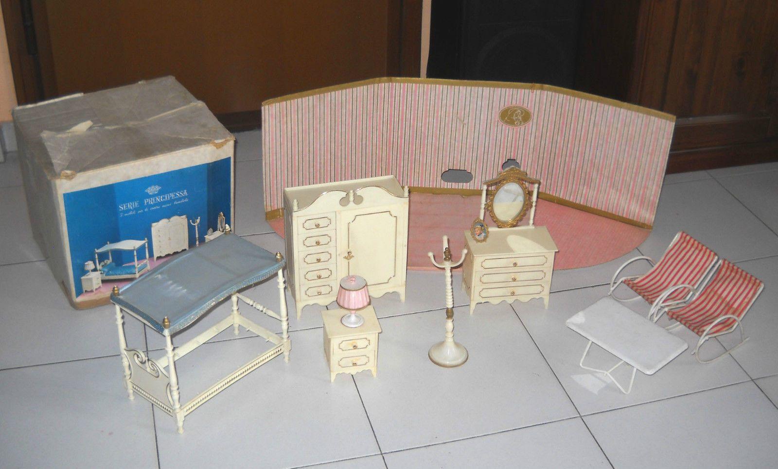 Mobili Barbie ~ Playset bambola barbie doll mobili pink magic set scrivania