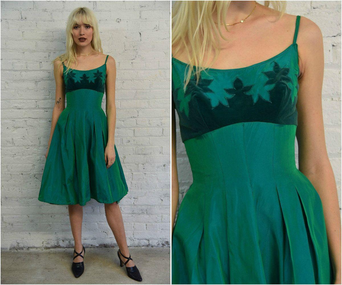 S green holiday party dress junior size sharkskin s dress