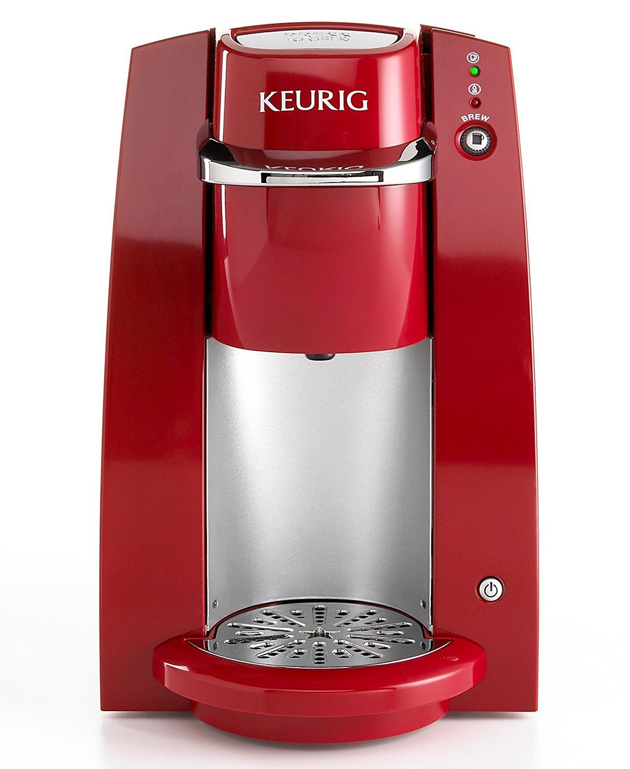 Keurig B30 Mini Personal SingleServe Brewing System, Red