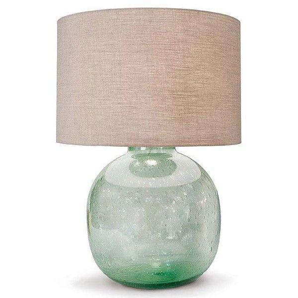 Regina Andrew Lighting Seeded Recycled Gl Vessel Lamp Contemporary Table Lamps By Zinc Door