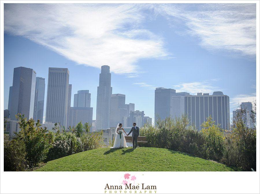 Vista Hermosa Park u0026 Downtown Los Angeles
