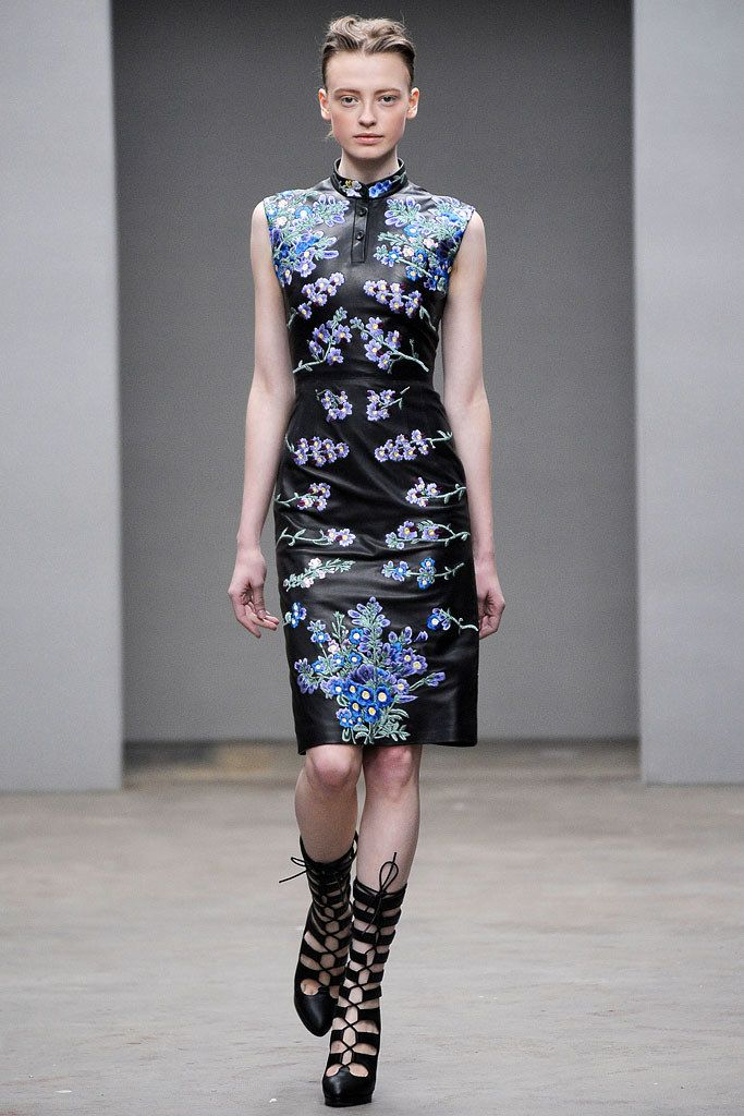 See the complete Christopher Kane Fall 2010 Ready-to-Wear collection.