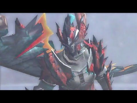 Pin by Mad Loader on Nintendo 3DS | Monster hunter 4 ultimate