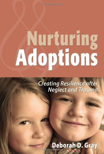 Nurturing Adoptions: Creating Resilience After Neglect and Trauma by Deborah D. Gray,http://www.amazon.com/dp/0944934331/ref=cm_sw_r_pi_dp_-9WSsb1EPDT8E1FF