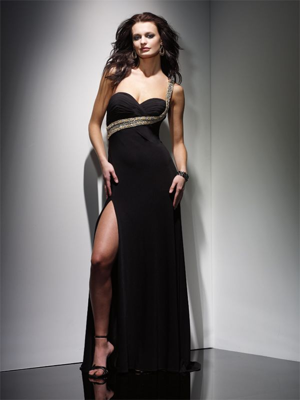Black Evening Dresses - A Numerous Tendency | Blackest black ...