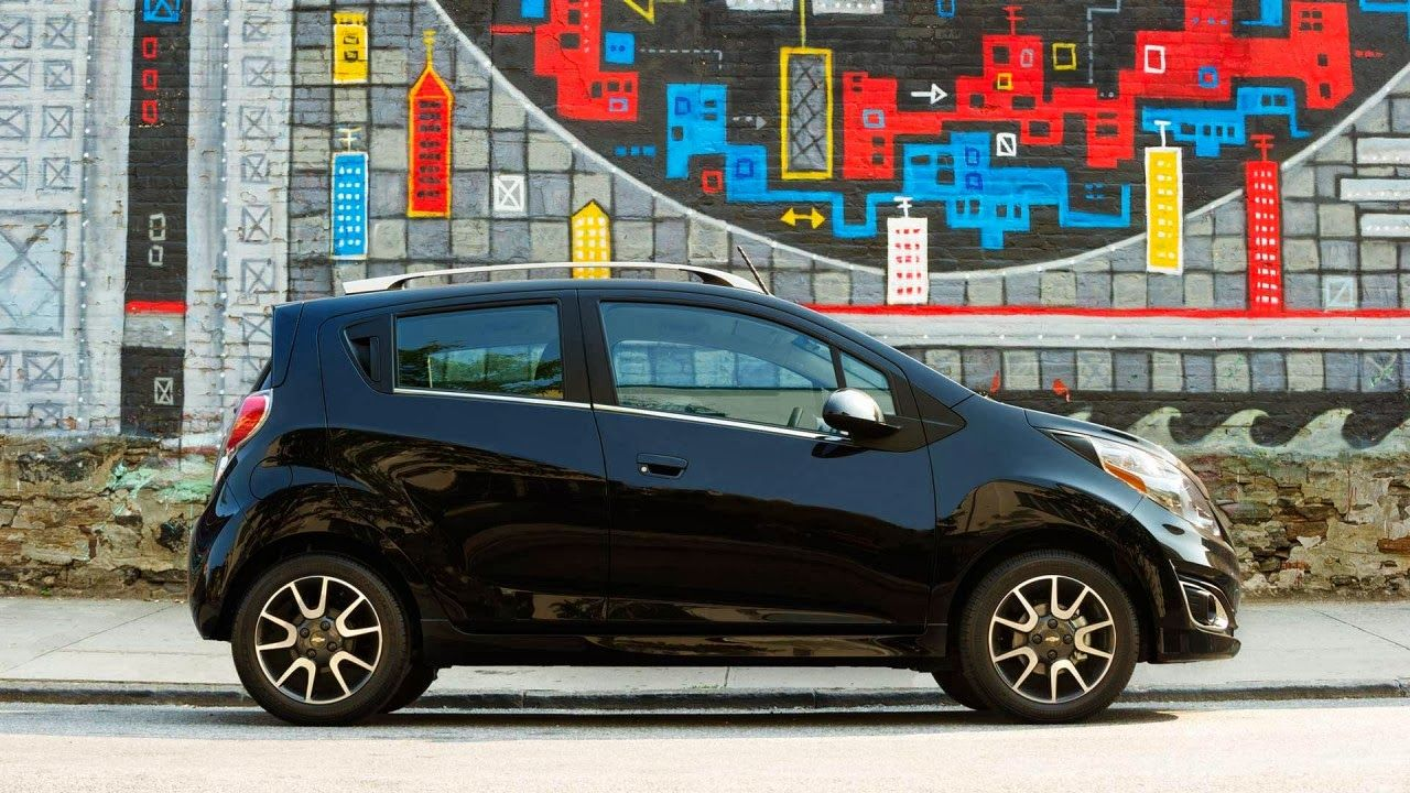 2014 Chevy Spark Named Iihs Top Safety Pick Chevrolet Spark