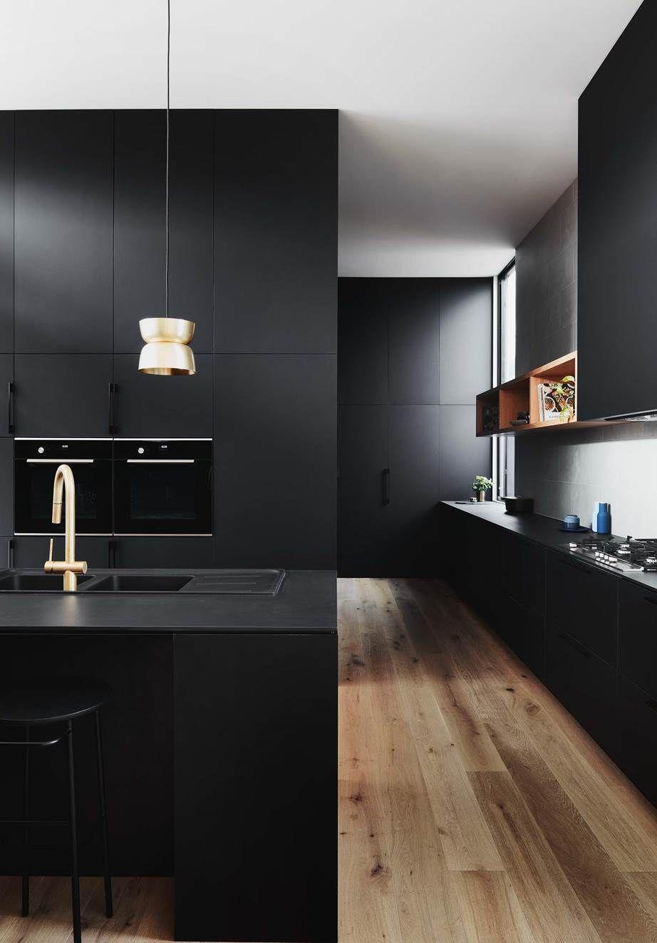 25 Luxury Kitchen And Bathroom Designs To Inspire Your Next Renovation Kitchen Interior Interior Design Kitchen House And Home Magazine