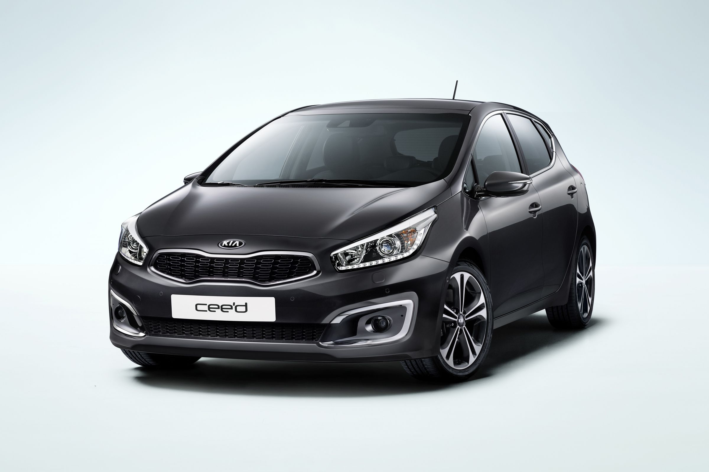 The New Kia Cee d Specifications Including Appearance Audio