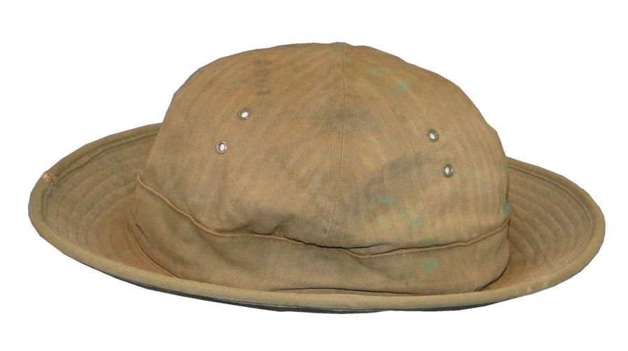 ef337c80cf7e3 WWII US Army HBT Jungle Boonie Hat | Militaria, Trains, Space ...