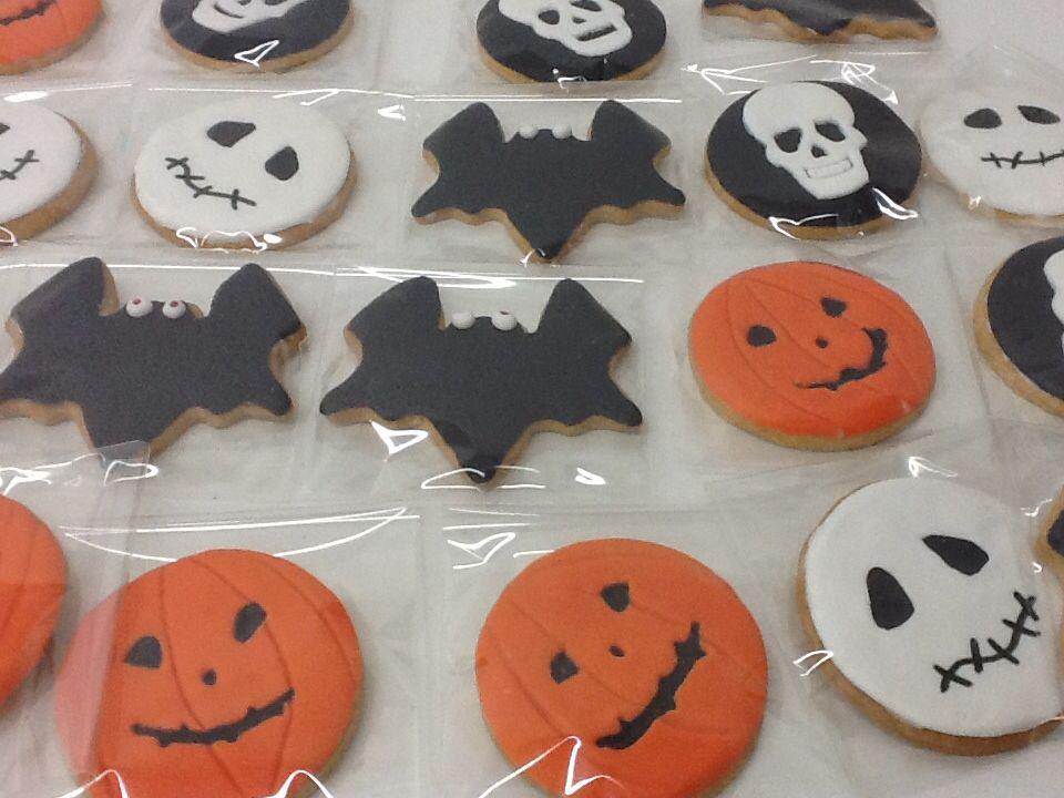 Halloween galletas cookies wwwameliabakerycom 28 de oct
