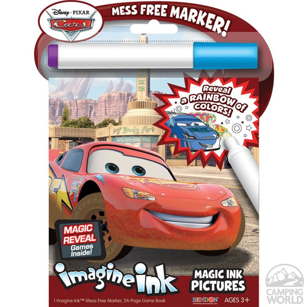 Pin By Camping World On Camping Activities Disney Cars Disney On Ice Nom Noms Toys [ 1000 x 1000 Pixel ]