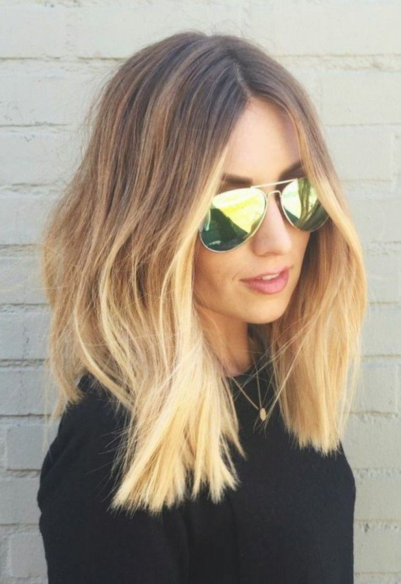 Tie and dye sur cheveux blond platine coloration des cheveux moderne - Tie and dye blond platine ...