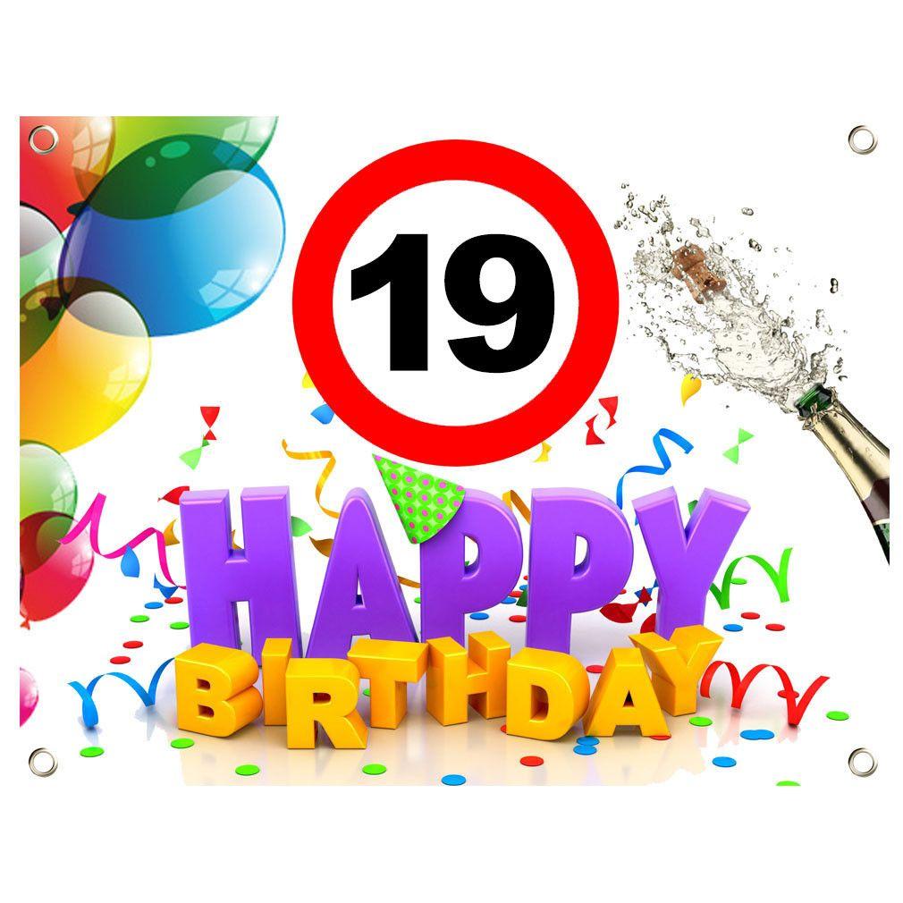 Geburtstagswunsche Neffe 30 Fresh Pvc Geburtstagsbanner 19