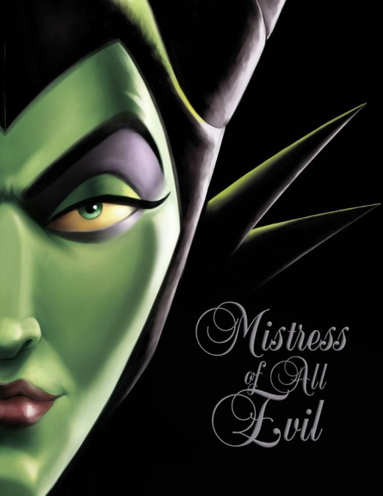 Mistress of All Evil: A Tale of the Dark Fairy (Villains) Hardcover
