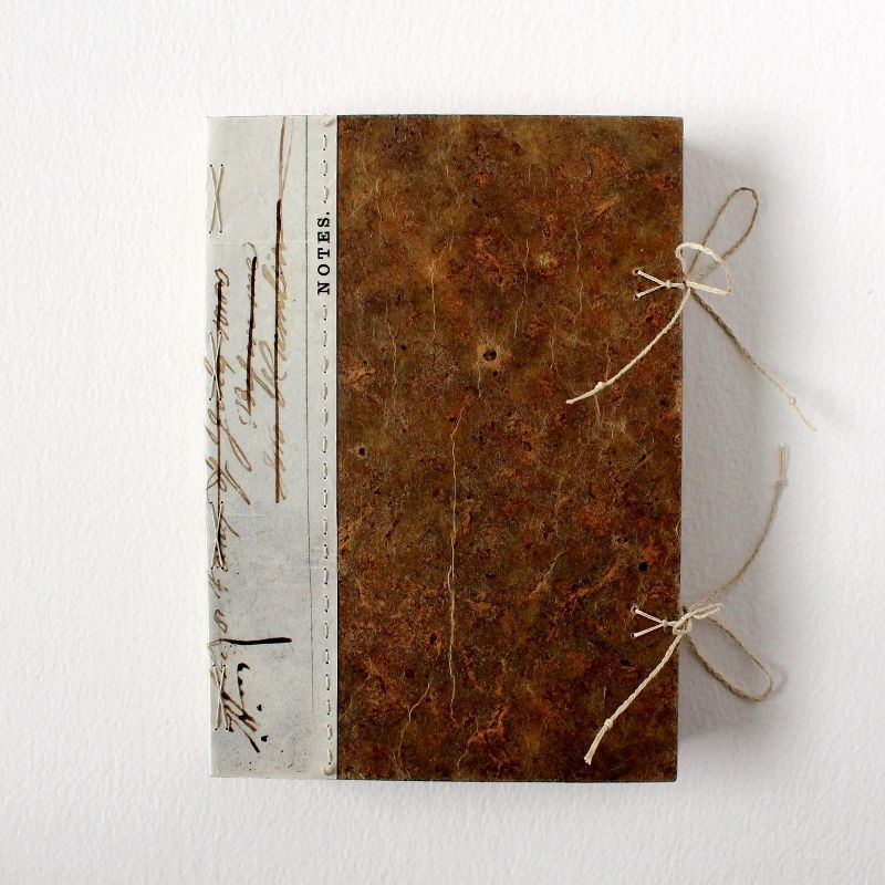 Vellum Long Stitch Notebook