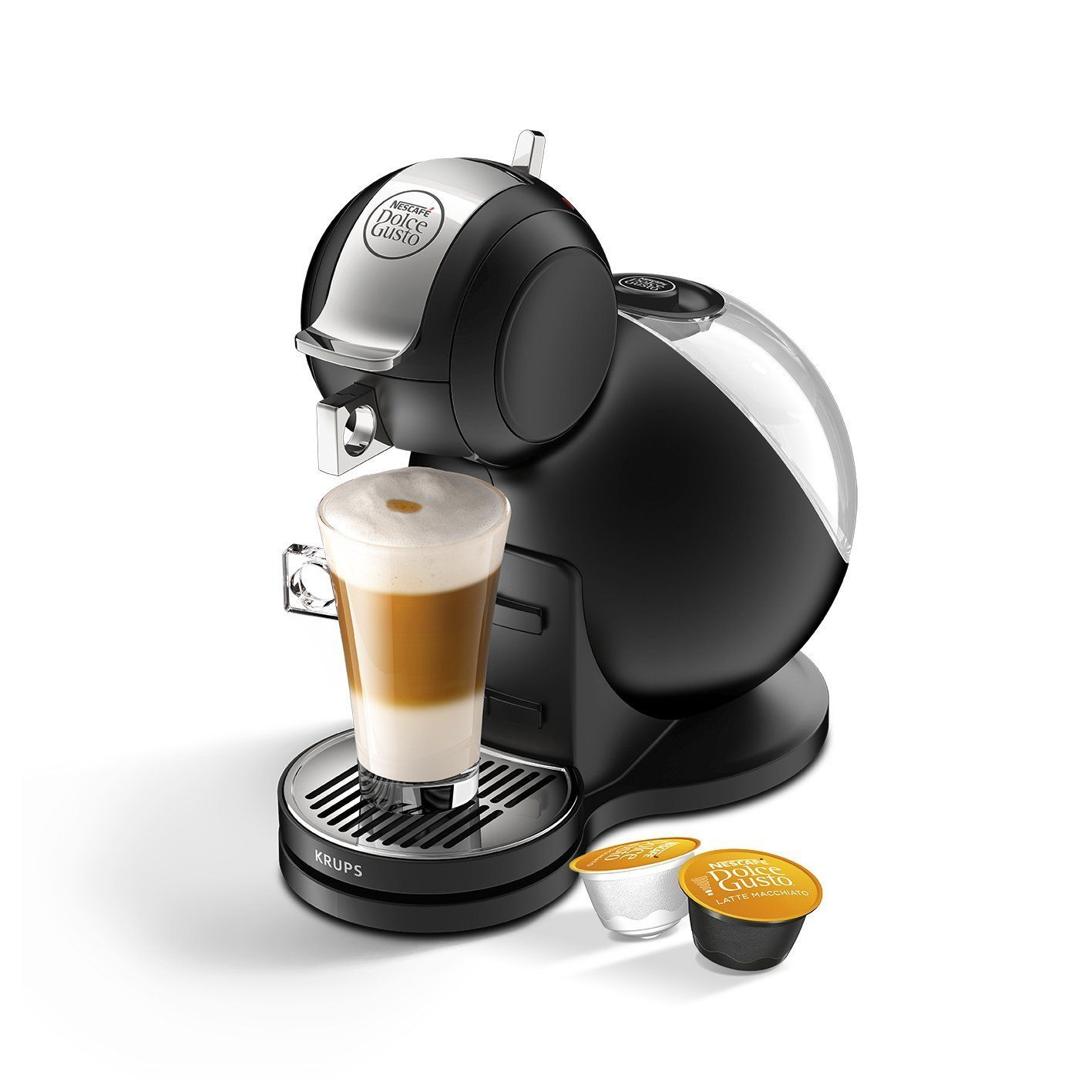 Krups Nescafe Dolce Gusto Melody 3 Manual Coffee Machine
