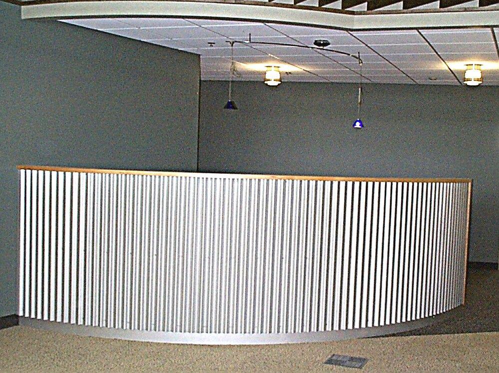metal wall covering sheet metal fabrication sheet metal. Black Bedroom Furniture Sets. Home Design Ideas