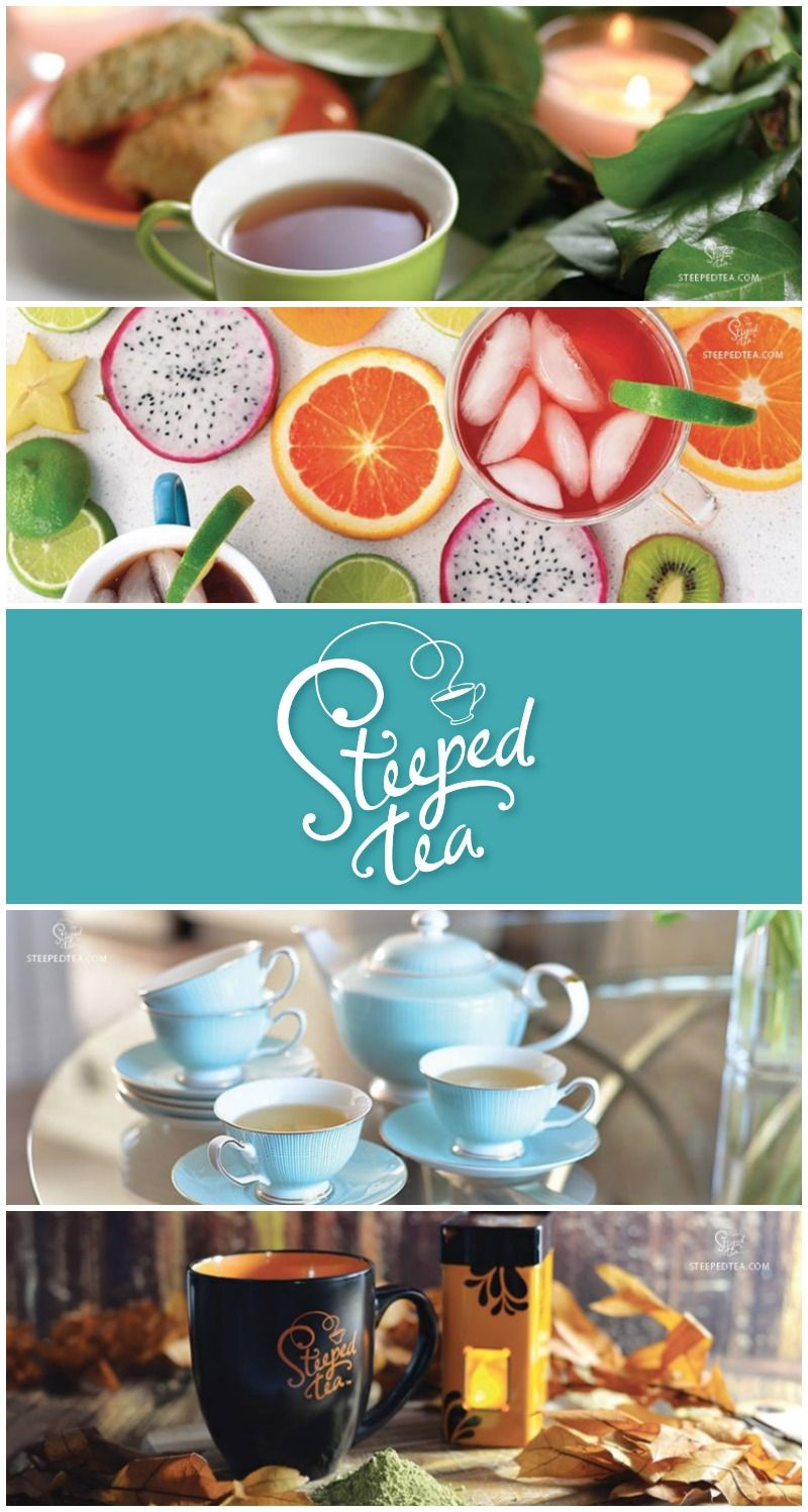 Steeped Tea Business Opportunity Food to go, Tea