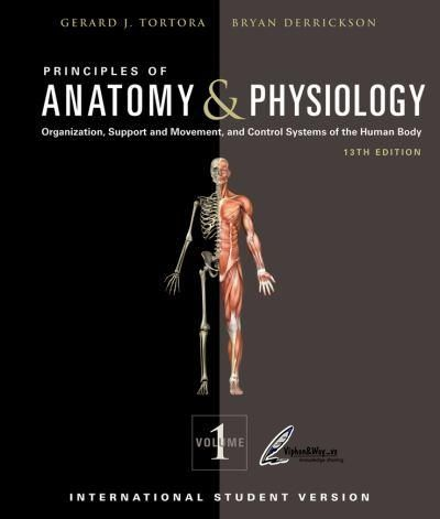 tortora principles of anatomy and physiology 13th edition test bank ...