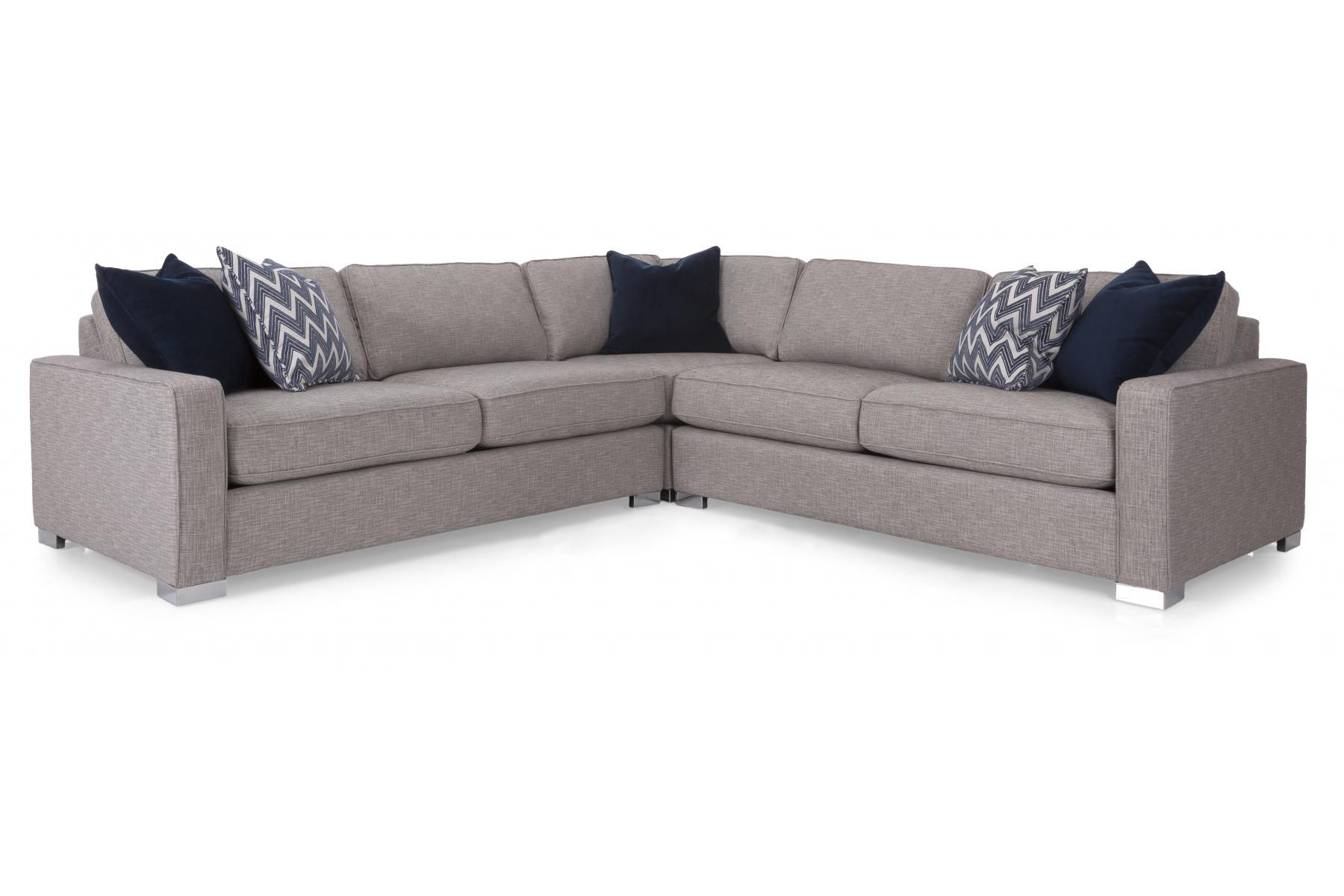 addison navy microfiber sectional weekends only furniture and