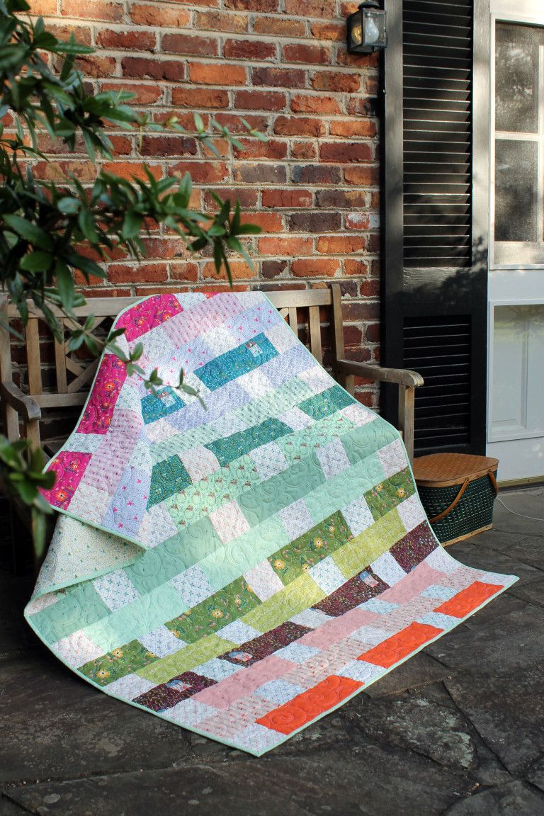 Surprise A New Fabric Collection Quilts Quilt Patterns
