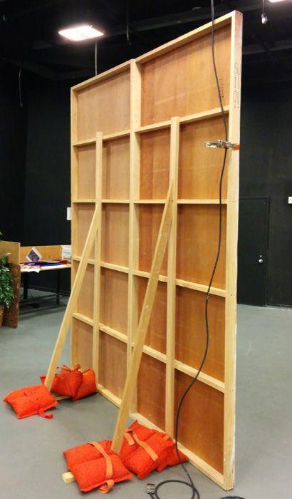 panel 1, como se construye Ideas soportes exposiciones