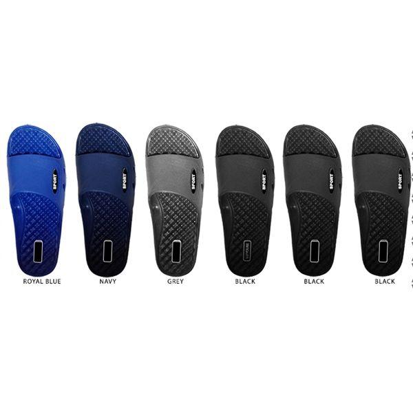 men comfort sport slide sandalsthese sporty slides feature bubble
