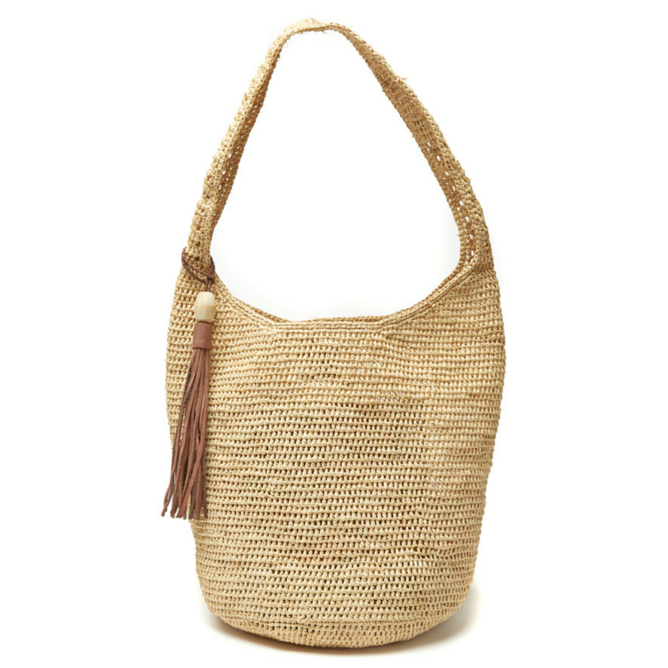 Augusta Raffia Hobo Bag | Hobo bags, Fair trade and Bag