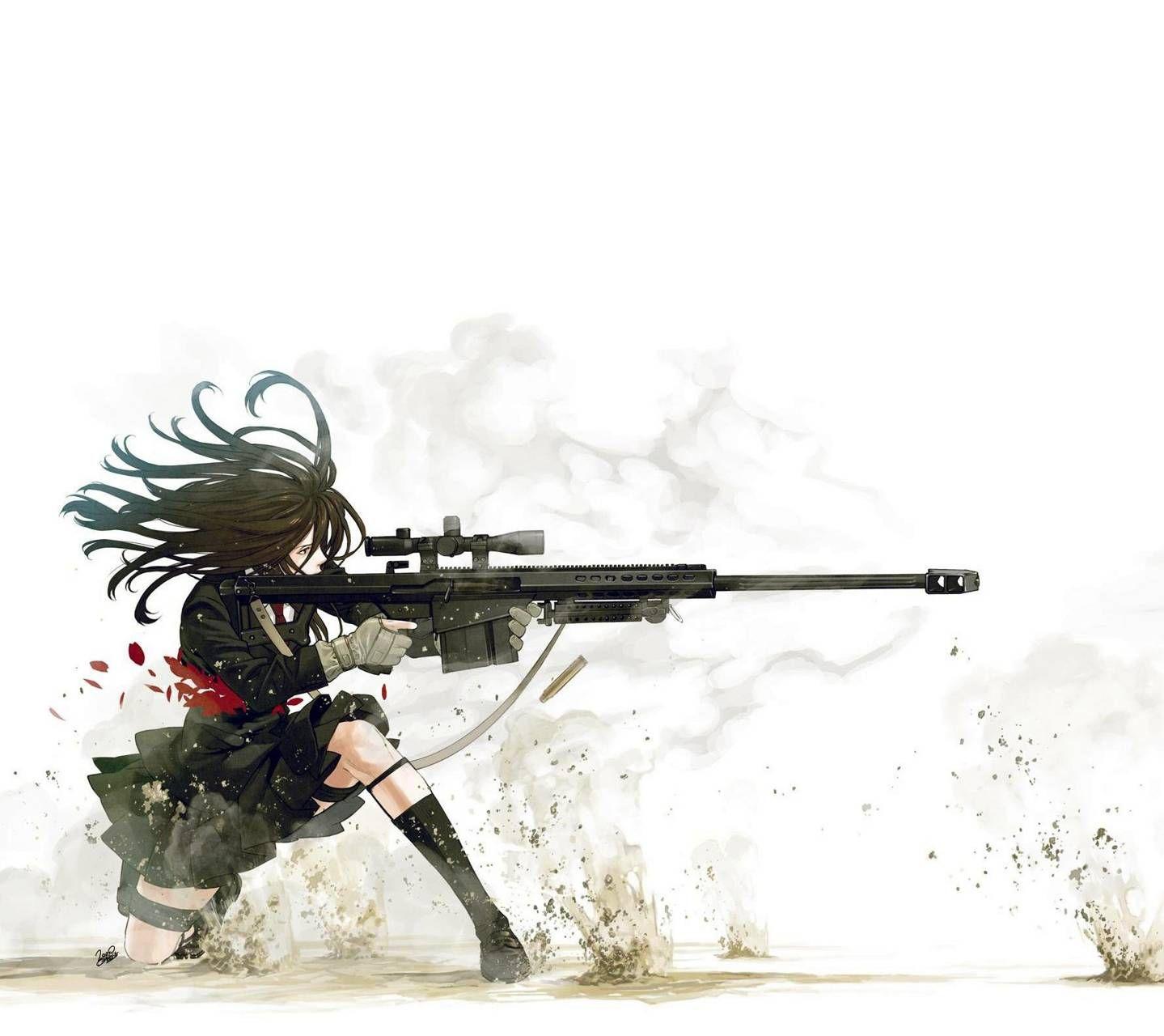 Anime Sniper Anime Wallpaper Ipad Wallpaper Hd Anime Wallpapers