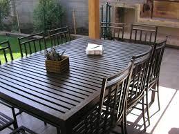 Resultado De Imagen Para Muebles Terraza Fierro Forjado Andres Gasman Muebles Terraza Muebles Estilo Industrial Terrazas