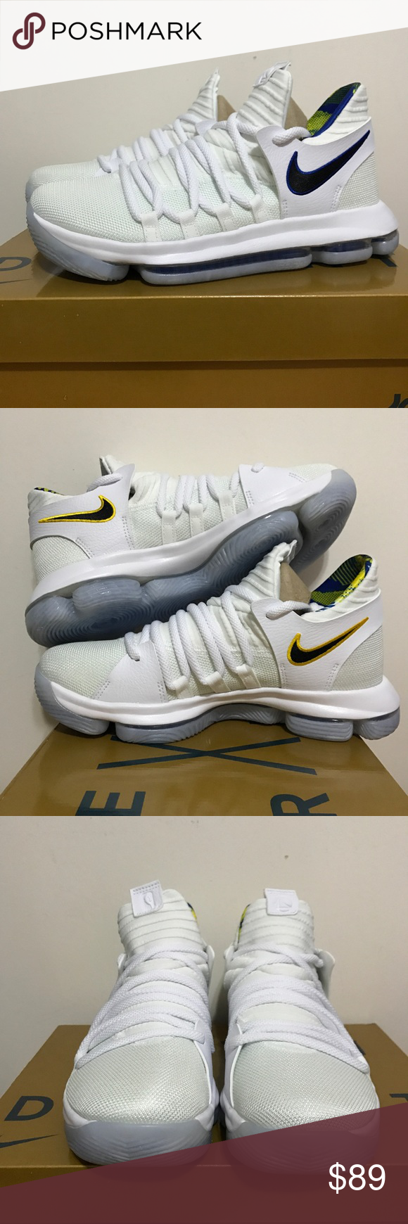 55d941f96bda NEW Nike Zoom KD 10 LMTD GS Basketball Sneakers Brand new with box. No rips