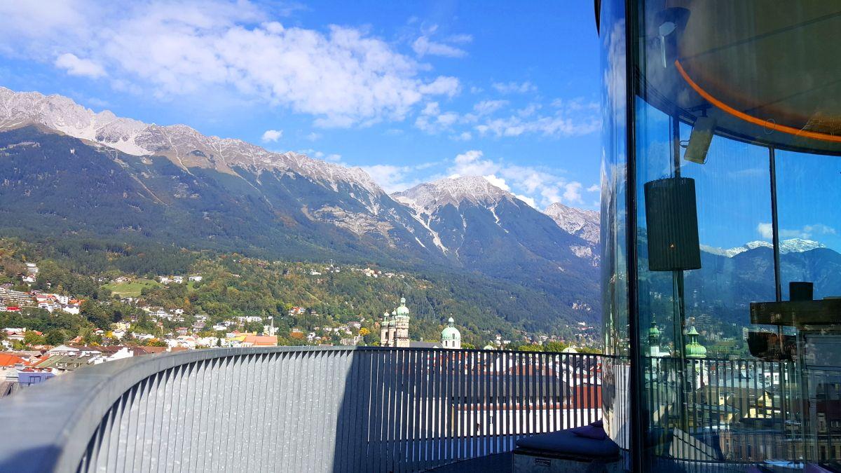 Najlepsze Restauracje Widokowe W Innsbrucku Vienna Pws Innsbruck