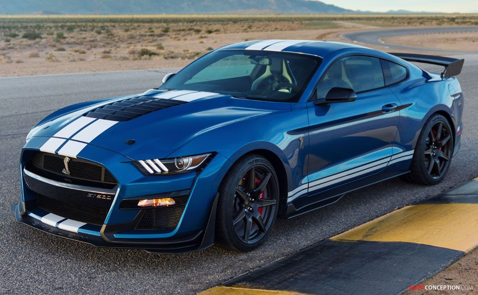 2020 Ford Mustang Shelby Gt500 The Most Powerful Street Legal Ford Ever Ford Mustang Shelby Mustang Shelby Mustang Gt500