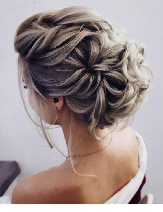 Messy bridal updo hairstyles #mediumupdohairstyles