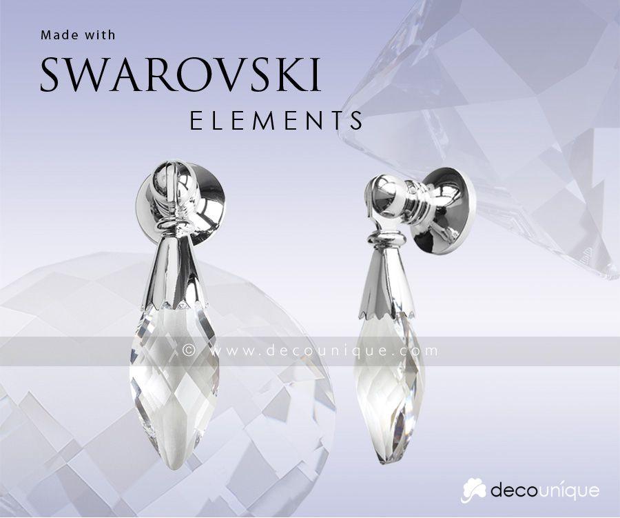 Swarovski pendant pull knob 518 knobs pinterest drawers swarovski pendant pull knob 518 mozeypictures Images