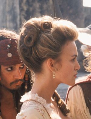 Pirates Of The Caribbean Style Part 1 Victorian Hairstyles Hair Styles Hairstyle