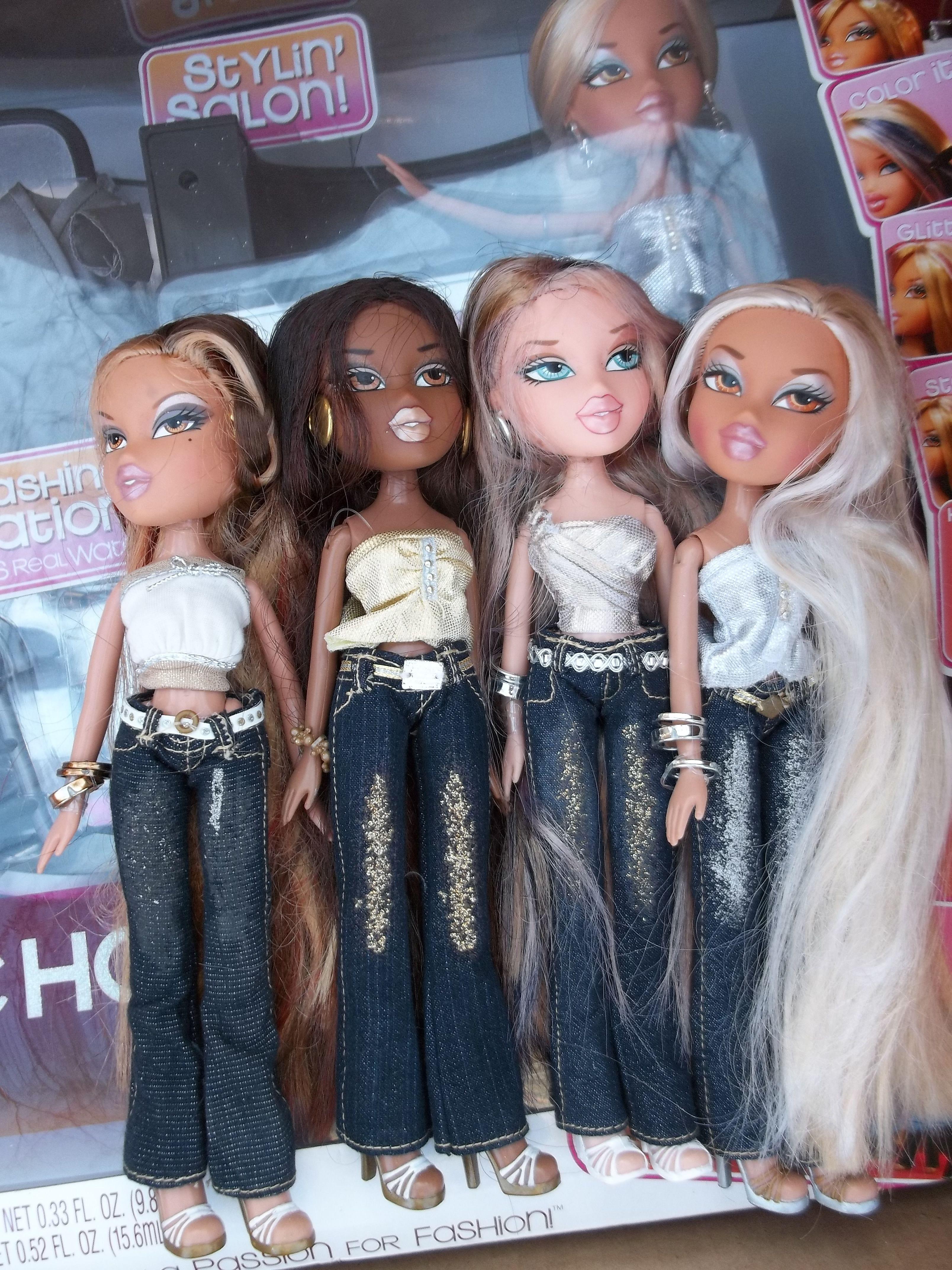 Bratz Magic Hair Salon - Mary.com - Girl games and gossip