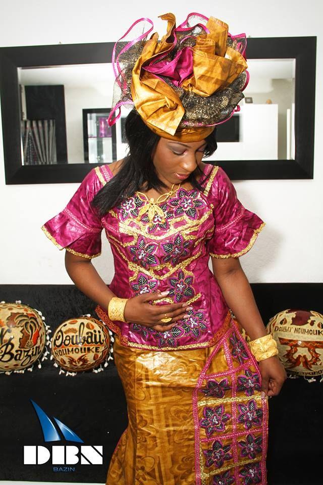 Dbn Bazin African Fashion Women African Fashion African Clothing Styles