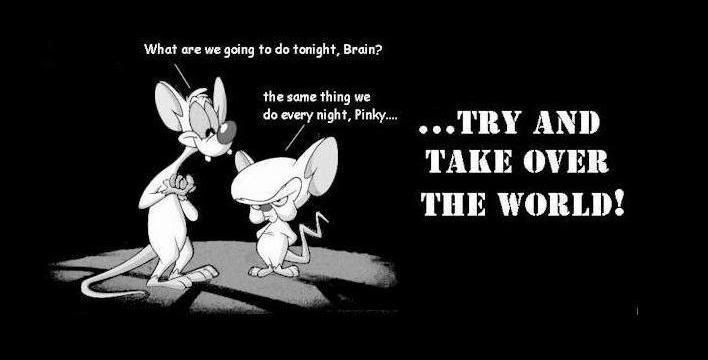 Pin By Gema Kelly On Pinky And The Brain