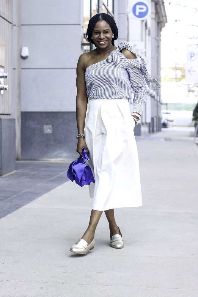 55ffe154601 Find out where Atlanta style star  awedbymonica took our gold Veronica  loafer today on the blog!