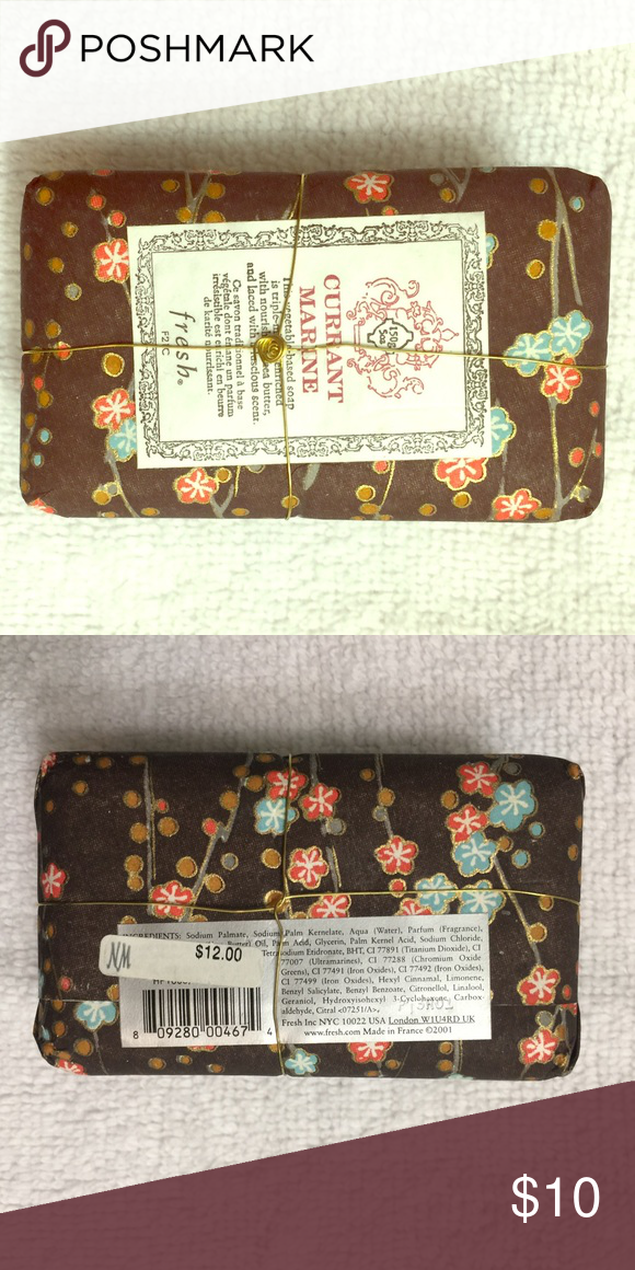 Fresh Soap Amazing smelling soap from the brand Fresh.  Price firm. Fresh Other