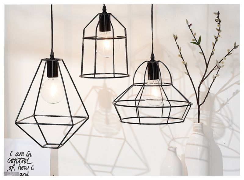 extra pick of the week week 45 hanglamp van metaaldraad ideetjes