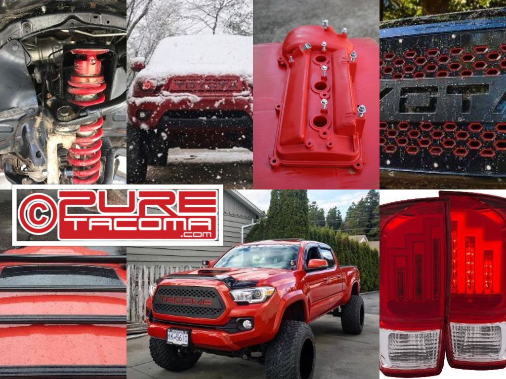 Red Hot Accessories at and www