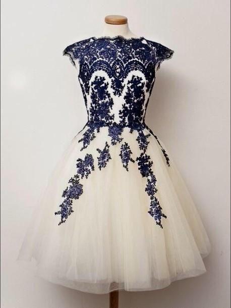 50\'s prom dress | t7wgy9-l-610x610-dress-white+blue+lace+dress-50s+ ...