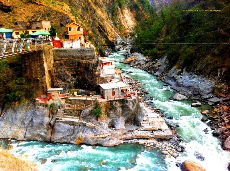 Vishnuprayag in 2019 | Places to travel, Places to visit ...