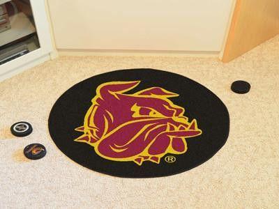 University of Minnesota-Duluth Puck Mat