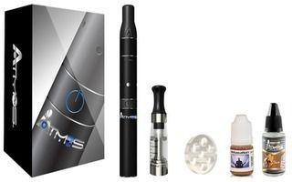Atmos rx dry vaporizer kit and oil bundle