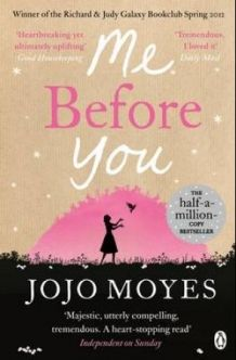 Me before you by Jojo Moyes Wow. You got to read it!
